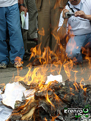 quema-recibos