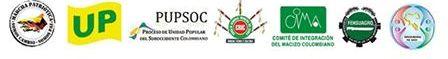 Organizaciones Convocantes Encuentro Amplio por la Paz